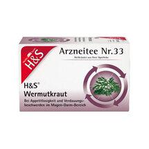 Produktbild H&S Wermutkraut Filterbeutel