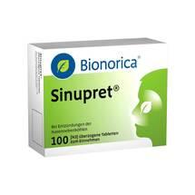 Produktbild Sinupret überzogene Tabletten
