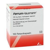 Produktbild Ferrum Hausmann Retardkapseln