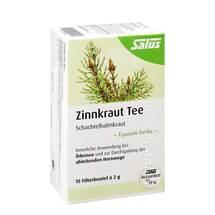 Produktbild Zinnkraut Tee Schachtelhalmkraut Salus Filterbeutel