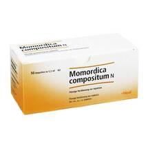 Produktbild Momordica Compositum N Ampullen