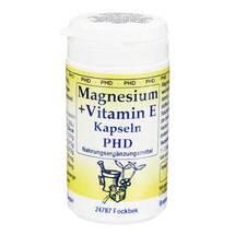 Magnesium + Vitamin E Kapsel