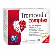Tromcardin complex Tabletten Erfahrungen teilen