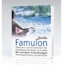 Produktbild Famulon Jacobus Tabletten