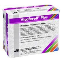 Produktbild Vicoferell plus Brausetabletten