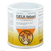 Gelafeban Pulver mit Gelatinehydrolysat