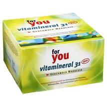 Produktbild Vitamineral 31 Plus Granulat