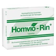 Produktbild Homvio-Rin Tabletten