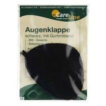 Produktbild Augenklappe mit Gummiband schwarz