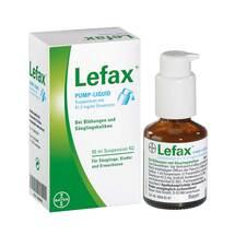 Lefax Pump Liquid