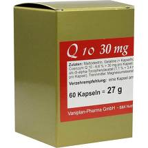 Produktbild Q10 30 mg Kapseln