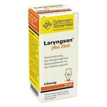 Produktbild Laryngsan Plus Zink Lösung