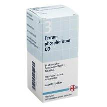 Produktbild Biochemie DHU 3 Ferrum phosphoricum D 3 Tabletten