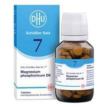 Biochemie DHU 7 Magnesium phosphoricum D 6 Tabletten