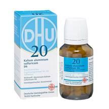 Biochemie DHU 20 Kalium aluminium sulfuratum D 6 Tabletten