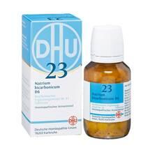 Produktbild Biochemie DHU 23 Natrium bicarbonicum D 6 Tabletten
