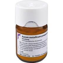 Aurum metallicum Präparat D 15 Trituration