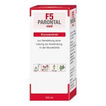 Produktbild Parontal F5 med. Konzentrat