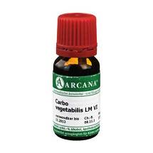 Carbo vegetabilis Arcana LM 6 Dilution