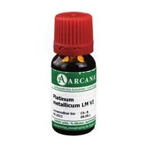 Platinum metallicum Arcana LM 6 Dilution