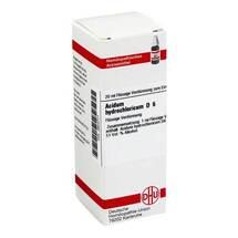 Acidum hydrochloricum D 6 Dilution