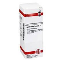 Produktbild Acidum nitricum D 12 Dilution