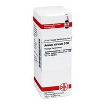 Produktbild Acidum nitricum D 30 Dilution