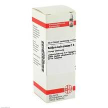 Produktbild Acidum salicylicum D 4 Dilution