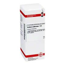 Produktbild Acidum sulfuricum D 6 Dilution