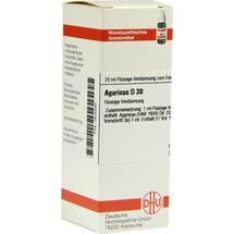 Produktbild Agaricus D 30 Dilution