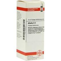 Produktbild Alfalfa D 2 Dilution