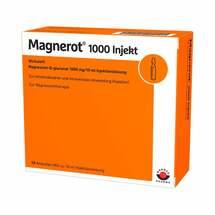 Produktbild Magnerot 1000 Injekt Ampullen