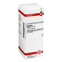 Produktbild Argentum nitricum D 12 Dilution
