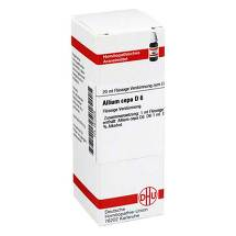 Allium cepa D 6 Dilution