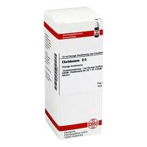 Produktbild Chelidonium D 6 Dilution