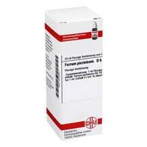 Produktbild Ferrum picrinicum D 6 Dilution