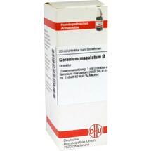 Produktbild Geranium Maculatum Urtinktur
