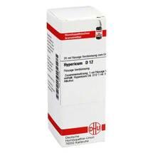 Produktbild Hypericum D 12 Dilution