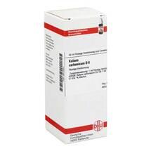 Produktbild Kalium carbonicum D 6 Dilution