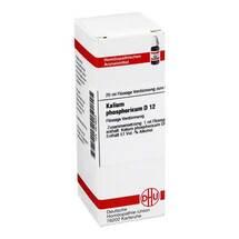 Produktbild Kalium phosphoricum D 12 Dilution