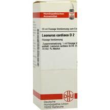 Leonurus Cardiaca D 2 Dilution