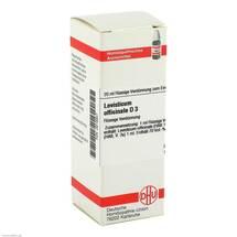Levisticum officinale D 3 Dilution