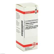 Lithium chloratum D 6 Dilution