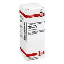 Magnesium chloratum D 4 Dilution