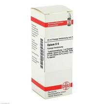 Produktbild Opium D 6 Dilution