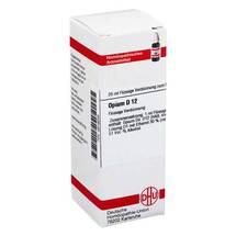 Opium D 12 Dilution