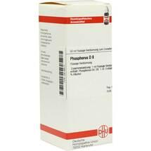 Produktbild Phosphorus D 8 Dilution