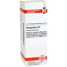 Pyrogenium D 8 Dilution