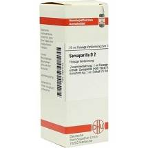 Produktbild Sarsaparilla D 2 Dilution