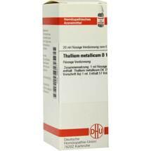 Produktbild Thallium metallicum D 12 Dilution